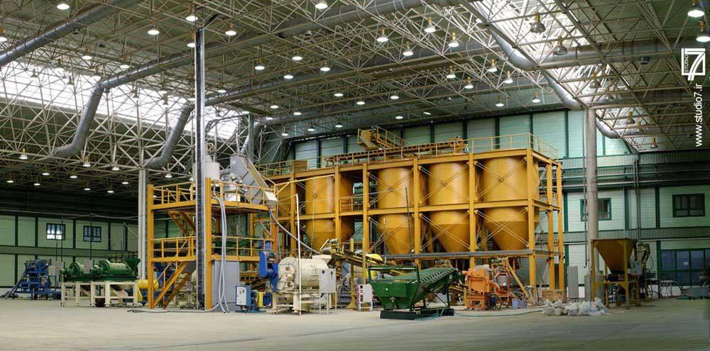 عکاسی صنعتی کارخانه و خط تولید